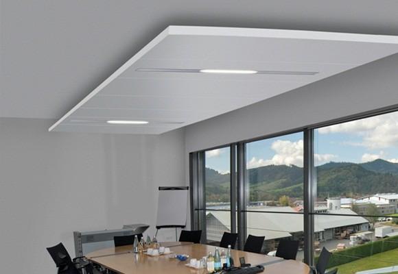 Climatizaci n por techo radiante - Calefaccion suelo radiante problemas ...