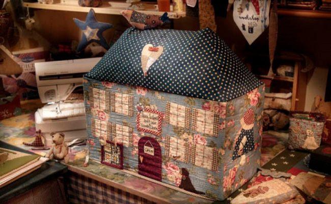 Patrones casas patchwork imagui - Patrones casas patchwork ...