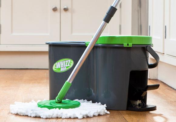 limpieza a fondo de la casa