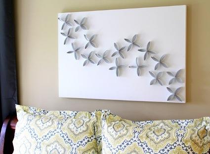 Decora tus paredes con papel