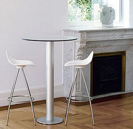 Mesas y sillas altas cuando el espacio importa for Mesas altas de cocina