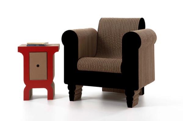 Muebles de carton archives decoraci n 10 - Imagenes de muebles de carton ...