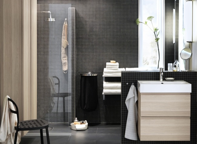 Tendencias en estilos para el baño en el Catálogo de Ikea 2013