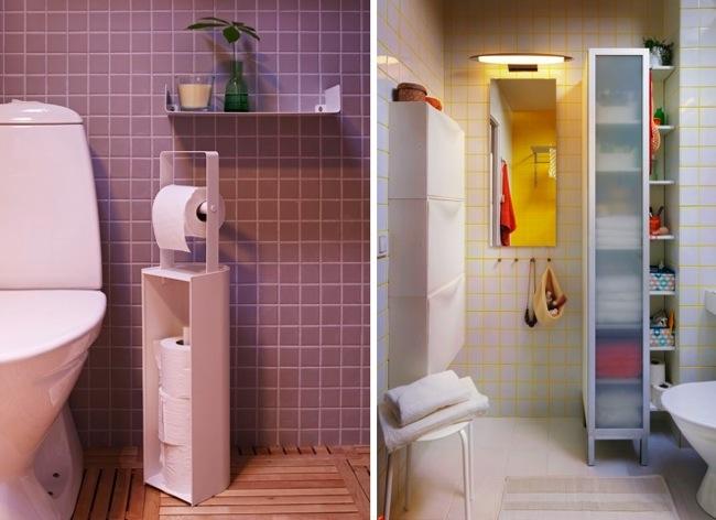 Tendencias en colores para el baño en el Catálogo de Ikea 2013
