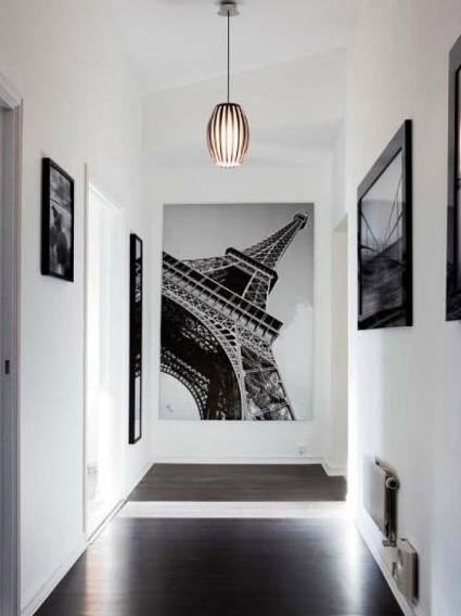 Por la vida y la alegr a decoracion de entradas y pasillos - Decoracion de pasillos y entradas ...