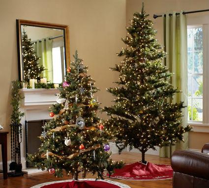 Una navidad muy elegante - Arbol navidad elegante ...