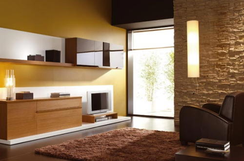 Los colores de moda para decorar interiores for Colores de moda para interiores