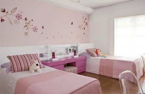 Con que color pintar tu habitacion for Como pintar una habitacion