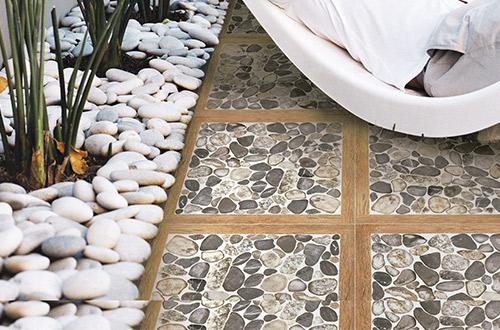 Como elegir los pisos para el patio for Pisos ceramicos para garage
