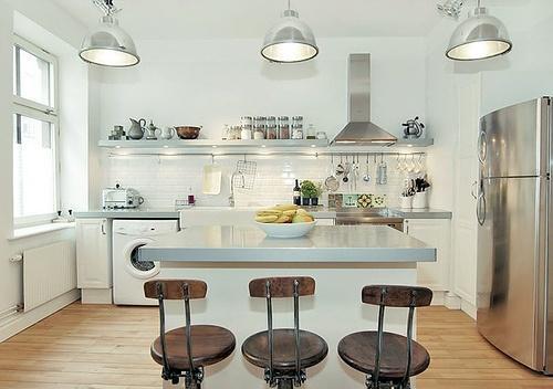 Tipos de iluminacion para cocinas - Iluminacion para muebles ...