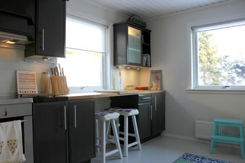 Ideas de colores de pintura para mi cocina - Pintar azulejos de cocina ideas ...
